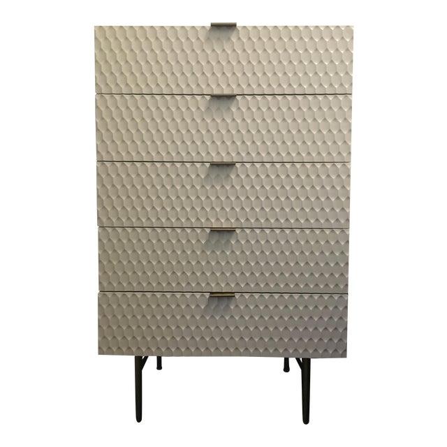 West Elm Audrey 5-Drawer Dresser For Sale