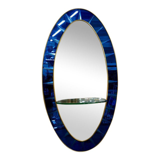 Crystal Arte Wall Mirror For Sale In Palm Springs - Image 6 of 6