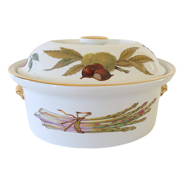 Royal Worcester Tureen - Image 1 of 4
