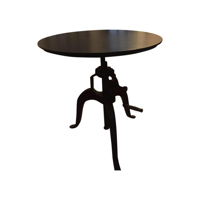 Williams Sonoma Industrial Table - Image 1 of 5