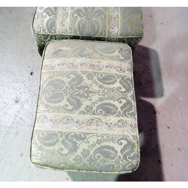 Pair of Louis XV Style Benches For Sale - Image 4 of 6