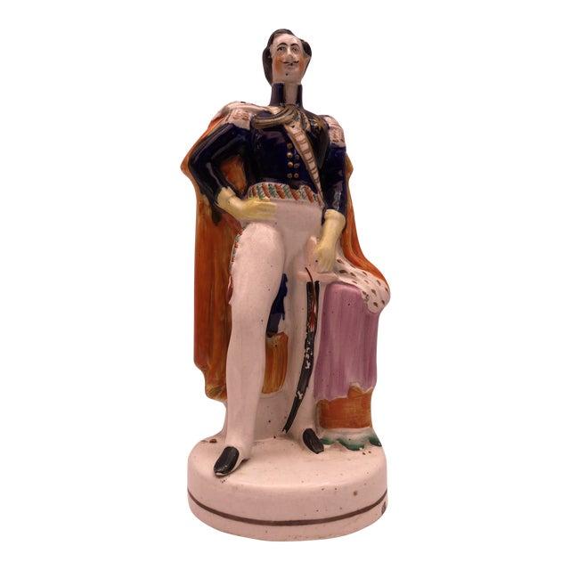 Prince Albert Porcelain Figure For Sale
