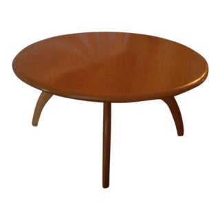 Heywood Wakefield M 306 G Round Cocktail Table