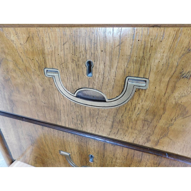 Drexel Accolade Campaign Style 6 Drawer Lingerie Chest 905-400 For Sale - Image 10 of 13