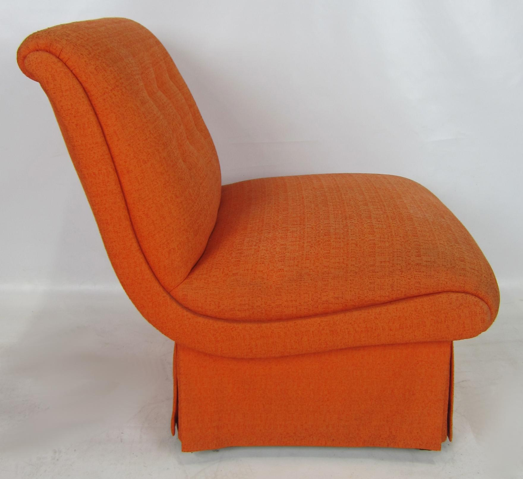 James Mont Slipper Chair   Image 2 Of 5