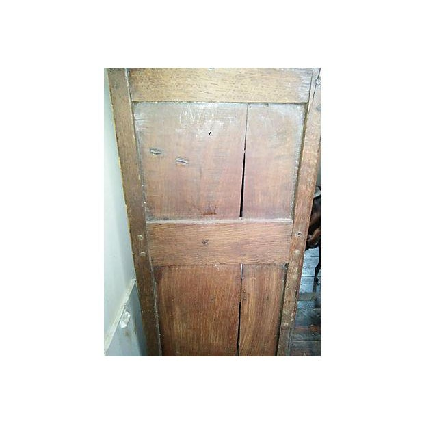 17th-Century Welsh Carved Oak Cupboard - Image 5 of 6