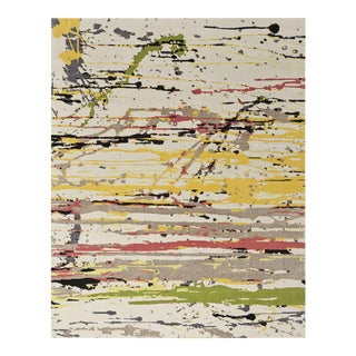 ModernArt - Strokes Rug (8x10) For Sale