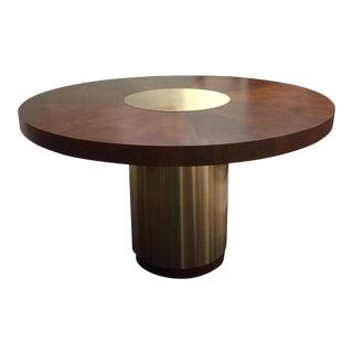 Table - John Stuart Round Dining Table