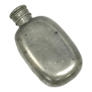 19th Century English Ladies Hip Flask For Sale