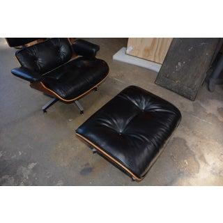 1950s Vintage Version 1 Eames Lounge Chair & Ottoman Preview