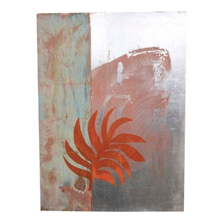 """Cold Metal Place"", Original Contemporary Art For Sale"