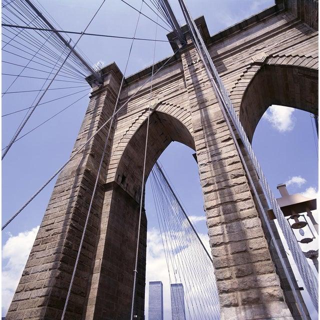 Karen A. Dombrowski-Sobel Brooklyn Bridge Photograph - Image 1 of 4