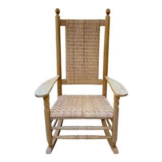 Kennedy Presidential Rocker by P & P N Carolina Furniture Company For Sale