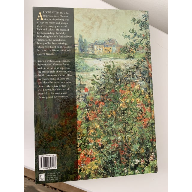 """""""Essential Monet"""" Coffee Table Book For Sale In Miami - Image 6 of 9"""