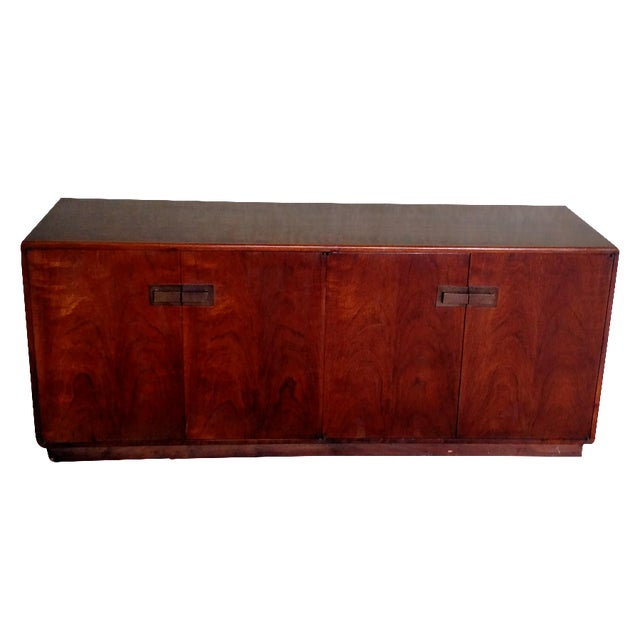 Founders Mid-Century Buffet Credenza - Image 1 of 6
