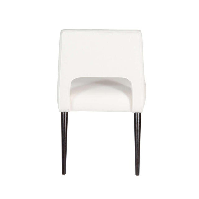 Modern Customizable Hofford Dining Chair For Sale - Image 3 of 4