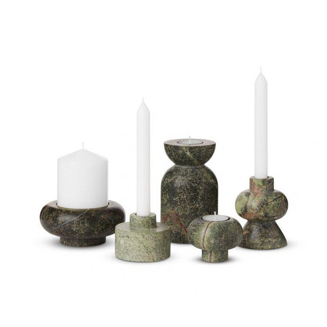 Tom Dixon Rock Candle Holder Large For Sale - Image 10 of 11