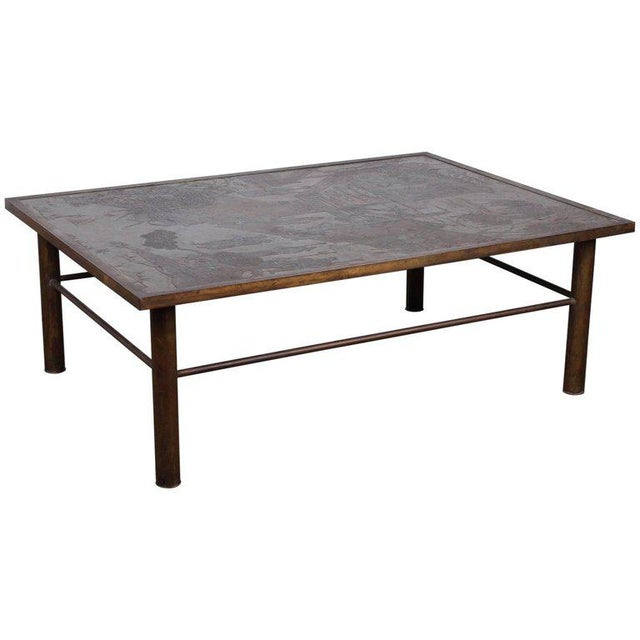 Philip and Kelvin LaVerne Chan Coffee Table For Sale - Image 11 of 11