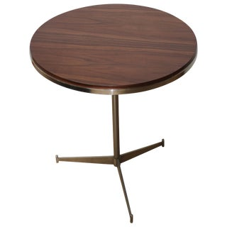 Paul McCobb Style Tripod Side Table For Sale