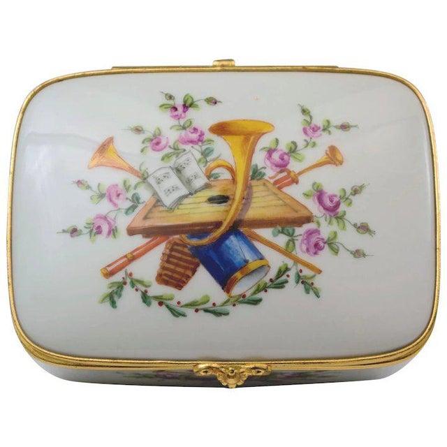 Atelier LeTallec Porcelain Box For Sale - Image 10 of 10