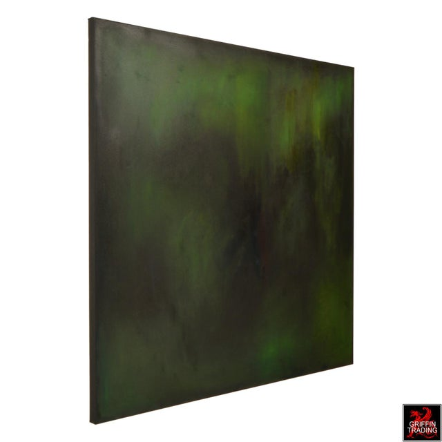 AN28 Signed Original Abstract Painting For Sale - Image 4 of 10
