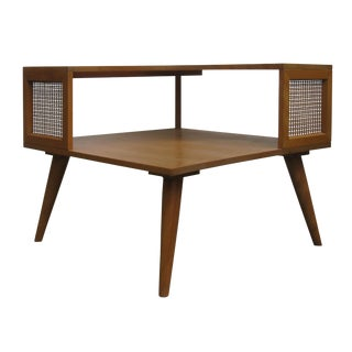 Russel Wright / Conant Ball Mid-Century Side Table For Sale