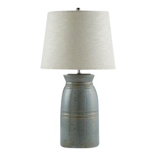 Aiden Ceramic Lamp from Kenneth Ludwig Chicago For Sale