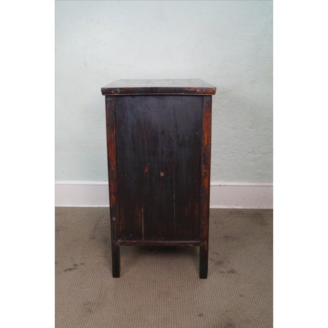 Rustic Chinese Console with Drawers - Image 3 of 10