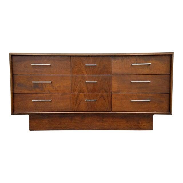 Lane 1970's Vintage Dresser For Sale