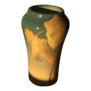 Rookwood Iris Glaze Vase For Sale