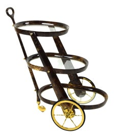 Image of Italian Bar Carts and Dry Bars