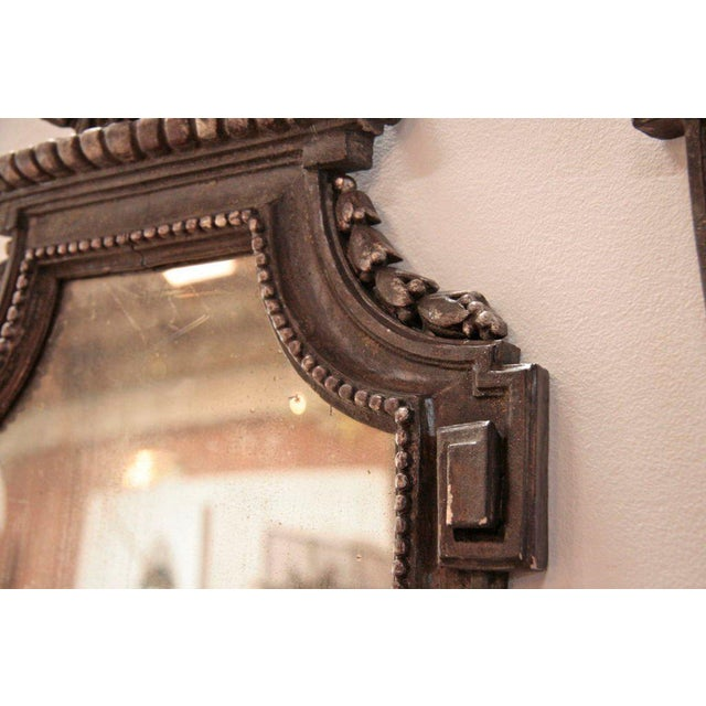 Pair of Italian 19th Century Mirrors For Sale In Los Angeles - Image 6 of 10