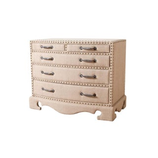 Contemporary Style Vivienne Chest For Sale