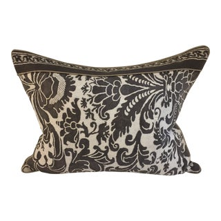 Custom Fortuny Pillow For Sale