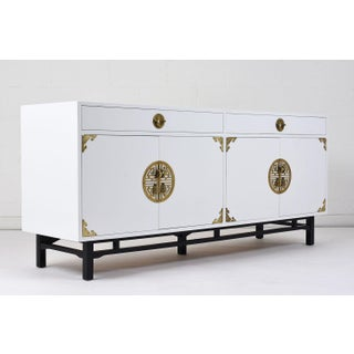 Mid-Century Modern Style Lacquered Credenza Preview