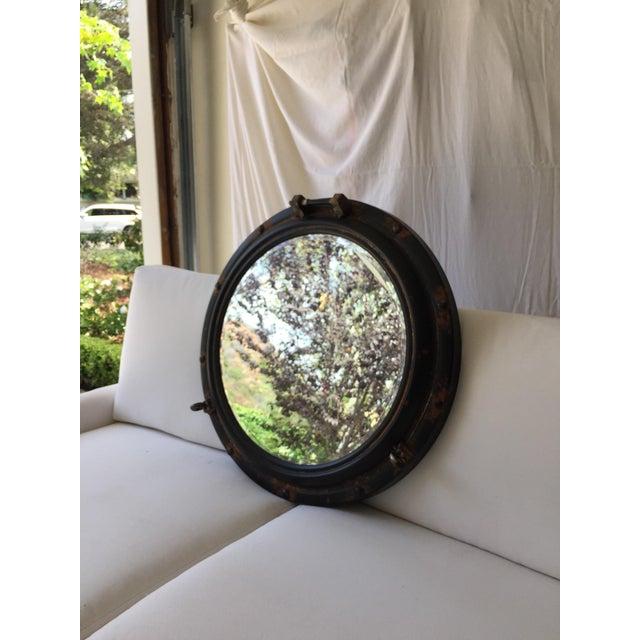 Nautical Porthole Mirror - Image 2 of 4