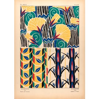 """E. A. Seguy Print, """"Suggestions"""" Plate No.19 For Sale"""