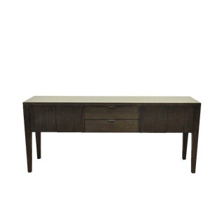 Room & Board Bamboo Timbre Maria Yee Console Credenza Cabinet For Sale