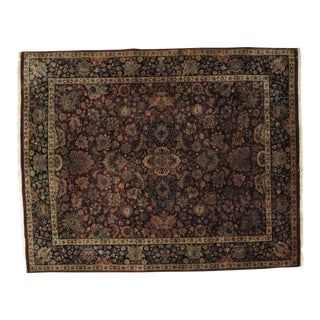 Leon Banilivi Persian Agra Wool Carpet - 8' X 10'