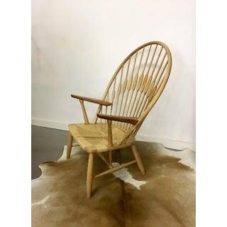 1960s Vintage Hans Wegner for Johannes Hansen Chair Preview