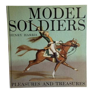 1962 Model Soldiers Henry Harris Book For Sale