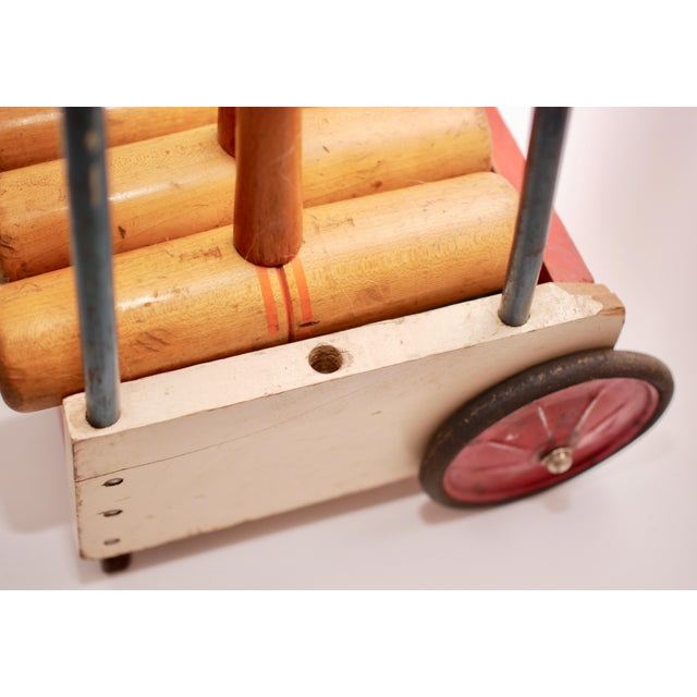 Mid Century South Bend Croquet Set For Sale - Image 11 of 12