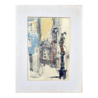 Cityscape, New York For Sale
