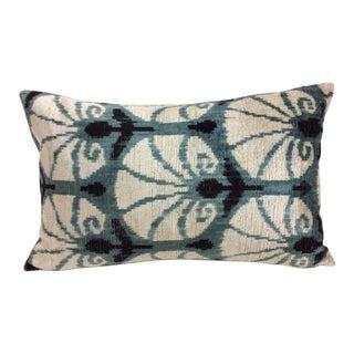 Silk Velvet Down Feather Pillow