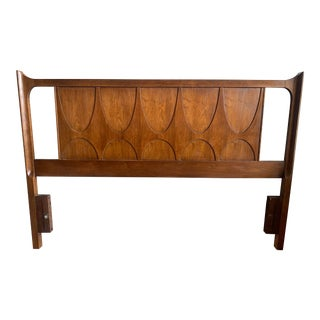 1960's Broyhill Brasilia Headboard Full/Queen For Sale