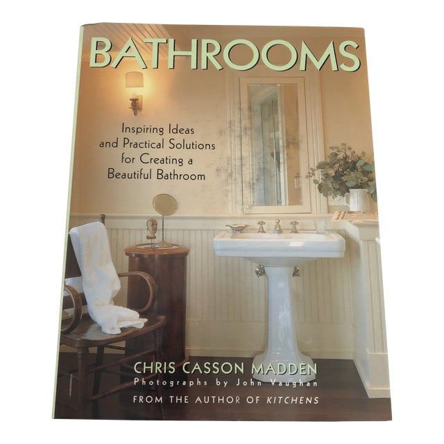 Bathrooms: Inspiring Ideas and Practical Solutions Book For Sale