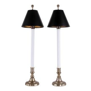 Maitland-Smith Buffet Lamps - A Pair