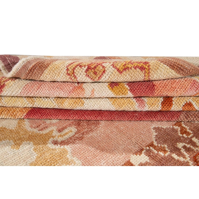 21st Century Contemporary Kars Wool Rug For Sale In New York - Image 6 of 13