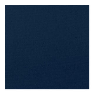 Duralee Ink Blue Fabric - 4 Yards