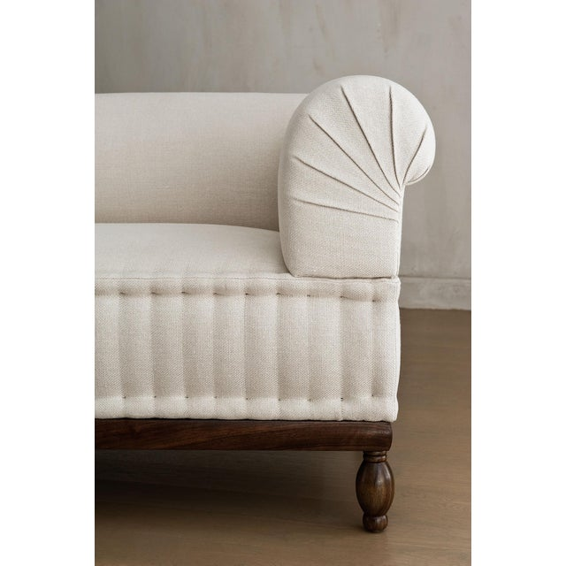 Brampton - Pleated Sofa For Sale In New York - Image 6 of 8